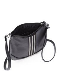 Nine West - Black Zippy Crossbody - Lyst