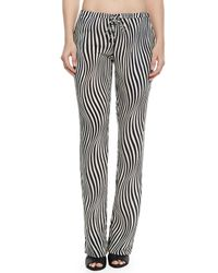 Clube Bossa - Gray Afrik Zebra-stripe Pants - Lyst