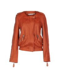 Étoile Isabel Marant - Brown Jacket - Lyst