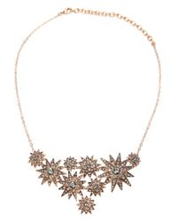 Ca&Lou - Metallic Star Necklace - Lyst