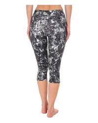 Hurley | Black Dri-fit™ Crop Leggings | Lyst
