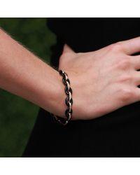 Inbar - Black Onyx Link Bracelet - Lyst