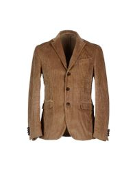 DSquared² | Natural Blazer for Men | Lyst