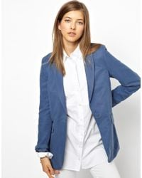 M.i.h Jeans | Blue The Slouch Tuxedo | Lyst