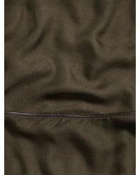 John Varvatos - Brown Solid Silk Bindg for Men - Lyst