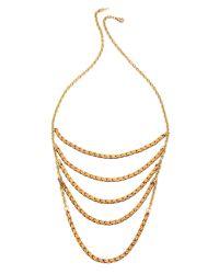 Serefina | Metallic Serefina - Gold Multi | Lyst
