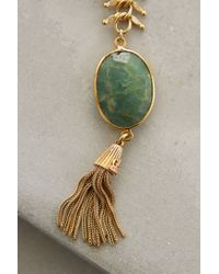 Gas Bijoux - Blue Scaled Mineral Drops - Lyst