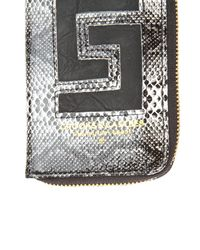 Crooks and Castles - Multicolor The Reptillo Zip Wallet for Men - Lyst