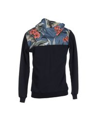 Macchia J - Blue Sweatshirt for Men - Lyst
