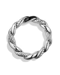 David Yurman - Metallic Belmont Curb Link Bracelet - Lyst