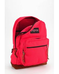 Jansport - Pink Right Pack Backpack - Lyst