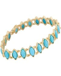 Irene Neuwirth | Metallic Gemstone Bracelet | Lyst