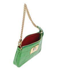 Roberto Cavalli - Green Handbag - Lyst