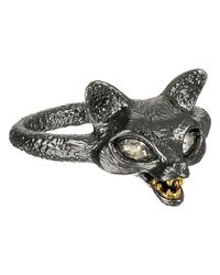 Alexis Bittar | Metallic Fox Ring | Lyst
