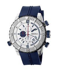 Brera Orologi - Blue Brera 'sottomarino' Chronograph Diver Watch for Men - Lyst