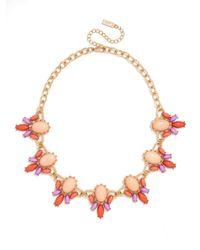 BaubleBar | Pink Pastel Clip Collar | Lyst