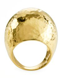 Ippolita - Yellow Glamazon Dome Ring - Lyst