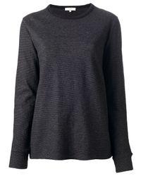 IRO - Gray Aura Sweater - Lyst