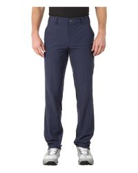 Adidas | Blue Climacool® Stretch Ventilation Pants for Men | Lyst
