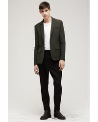 Rag & Bone - Green Phillips Blazer for Men - Lyst