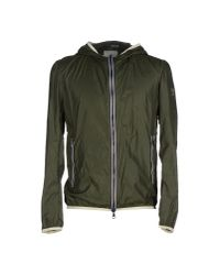 AT.P.CO | Green Jacket for Men | Lyst