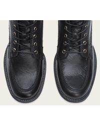Frye | Black Phillip Work Boot for Men | Lyst