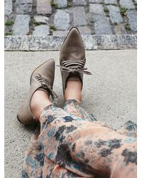 Free People | Brown Montrose Rogue | Lyst