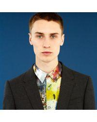 Paul Smith | Gray Men's Grey Flecked Wool Blazer for Men | Lyst