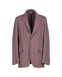 Dries Van Noten - Purple Blazer for Men - Lyst