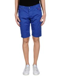 Jaggy | Blue Bermuda Shorts for Men | Lyst