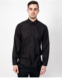 Assembly | Standard Shirt / Black for Men | Lyst