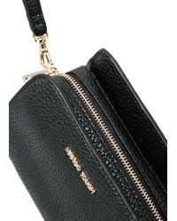 Mango - Black Wristlet Cosmetic Bag - Lyst