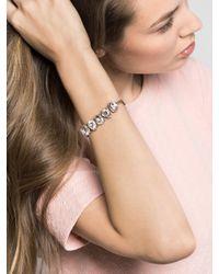 BaubleBar - Metallic Gum Drop Bracelet - Lyst