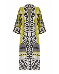 Temperley London - Multicolor Gayla Coat - Lyst