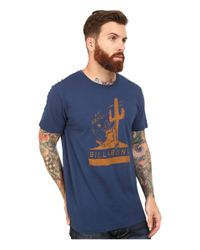 Billabong | Blue Siesta Republic Tee for Men | Lyst