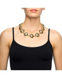 Lulu Frost - Metallic Audrey Necklace - Lyst