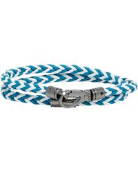 Tod's | Multicolor Leather Wrap Bracelet for Men | Lyst