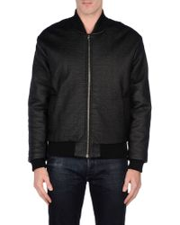 Markus Lupfer - Black Jacket for Men - Lyst