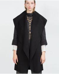 Zara | Metallic Chain Necklace | Lyst