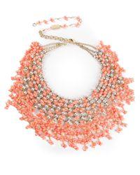Rosantica | Pink Choker Necklace | Lyst