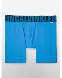 Calvin Klein - Blue Underwear X-micro Boxer Brief for Men - Lyst