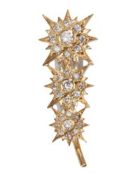 Sara Weinstock | Metallic Diamond Star Cuff Earring | Lyst