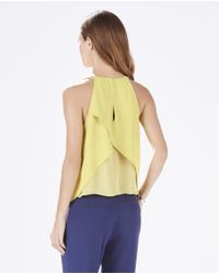 Parker | Yellow Pittsburgh Combo Top | Lyst
