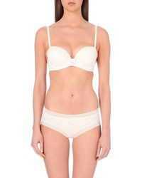 Princesse Tam-Tam | Pink Beaute Jersey Underwired Push-up Bra | Lyst