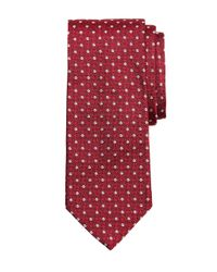 Brooks Brothers | Textured Square Tie for Men | Lyst