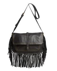 Treesje - Black Mini Valerie Crossbody - Lyst