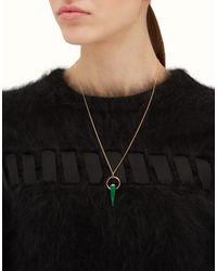 Fendi - Green Rainbow Necklace Rainbow Necklace - Lyst