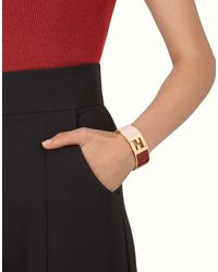 Fendi | Multicolor The Sta Bracelet The Sta Bracelet | Lyst