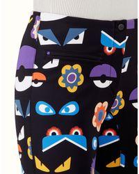 Fendi - Blue Ski Trousers Ski Trousers - Lyst