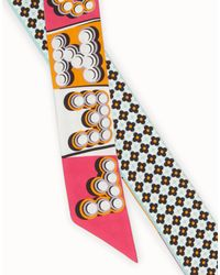 Fendi - Multicolor Fun Fair Wrappy Fun Fair Wrappy - Lyst